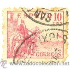 Sellos: 1U-818. SELLO USADO ESPAÑA. EDIFIL Nº 818. CID. Lote 261678895