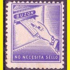 Sellos: VIÑETA FRANQUICIA DE CORREOS NO NECESITA SELLOS (*). Lote 43784329