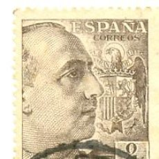 Sellos: 1U-1057. SELLO USADO ESPAÑA. EDIFIL Nº 1057. GENERAL FRANCO. Lote 48748076