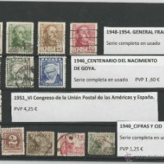 Sellos: LOTE DE SELLOS ESPAÑA. Lote 49341564