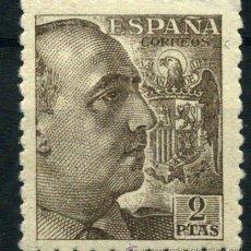 Sellos: 1940-1945 FRANCO EDIFIL 923** BIEN CENTRADO VC 19,00€. Lote 50664594