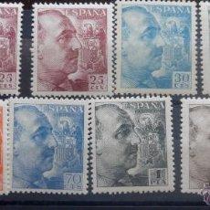 Sellos: SERIE FRANCO 1949-53. NUEVOS.. Lote 51510078