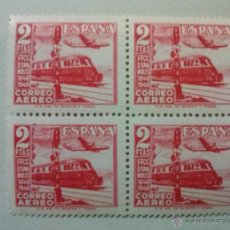 Briefmarken - EDIFIL 1039 ** BLOQUE DE 4 , SIN CHARNELA - 53353606