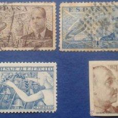 Sellos: 13 SELLOS, USADOS, ESPAÑA, AÑOS 1938 Y 1939. Lote 53819805