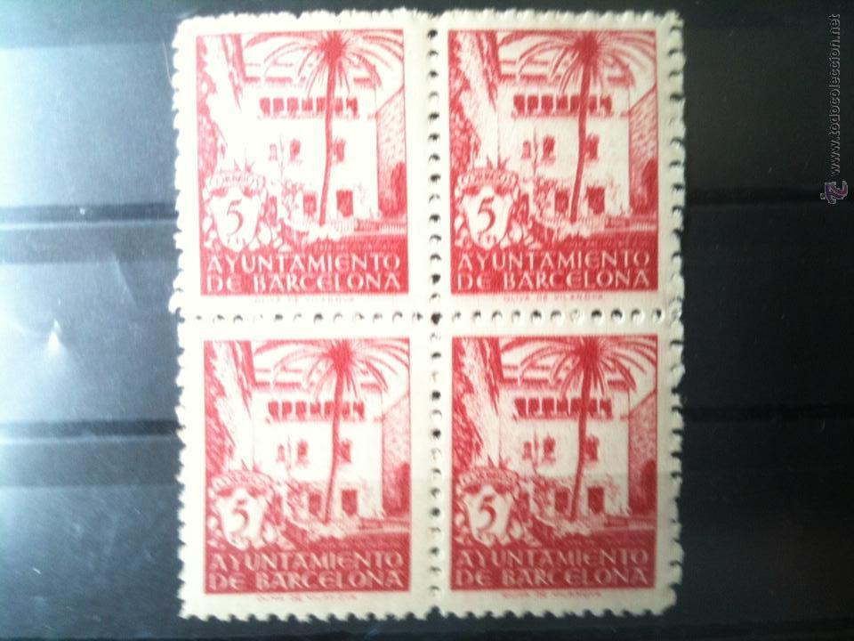 1945 CASA DEL ARCEDIANO (Sellos - España - Estado Español - De 1.936 a 1.949 - Nuevos)