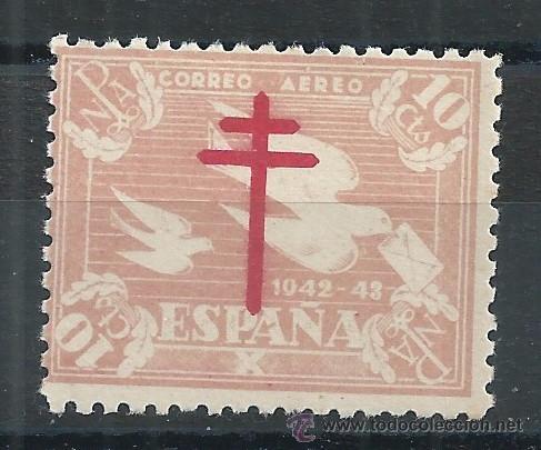 R8/ ESPAÑA 1942, EDF. 960, PRO TUBERCULOSOS, NUEVO** (Sellos - España - Estado Español - De 1.936 a 1.949 - Nuevos)