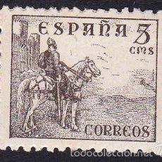 Sellos: EDIFIL 916 CIFRAS Y EL CID/1940. Lote 56296778