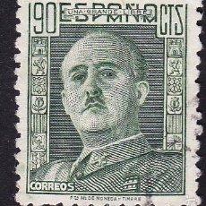 Sellos: EDIFIL 1000 GENERAL FRANCO/1946-47 (USADO). Lote 56326479