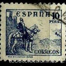Sellos: ESPAÑA 1937- EDI 0830 USADO. Lote 57196353