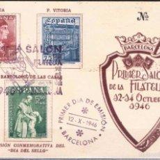 Sellos: 1946.- BARCELONA. Lote 57471342