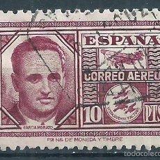 Sellos: R7/ ESPAÑA USADOS 1945, EDF. 992, HAYA Y GARCIA MORATO. Lote 57609388