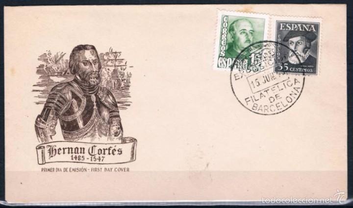 1947.- BARCELONA (Sellos - España - Estado Español - De 1.936 a 1.949 - Cartas)
