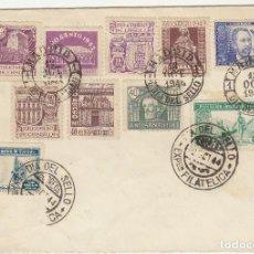 Sellos: PD : DÍA DEL SELLO ( DR. THEBUSSEM) 1944. Lote 61810088