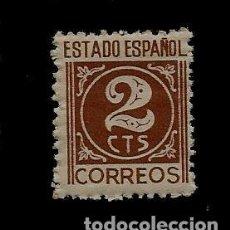 Sellos: ESTADO ESPAÑOL - CIFRAS Y CID - EDIFIL Nº 915 - 1940. Lote 63328880