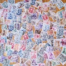 Sellos: 150 SELLOS DE REPUBLICA , FRANCO Y ALFONSO XIII CIRCULADOS. Lote 82020592