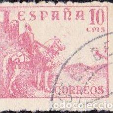 Sellos: 1940 - CIFRAS Y CID - EDIFIL 917. Lote 83467116