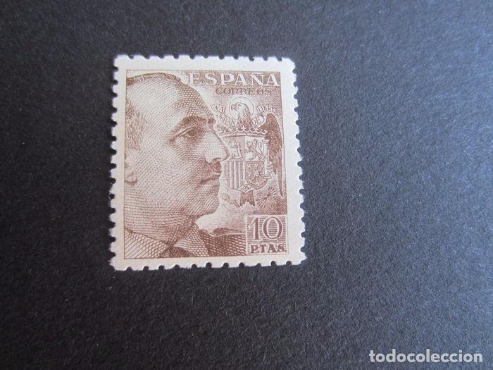 Sellos: Edifil 919/935 General Franco Nunca abisagrados. MNH nuevos. AÑO 1940 - Foto 3 - 84776496