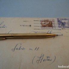 Sellos: SOBRE CON SELLO DE FRANCO AÑO 1949. Lote 85106120