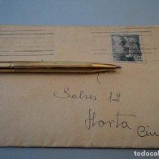 Sellos: SOBRE CON SELLO DE FRANCO 1947. Lote 85107428