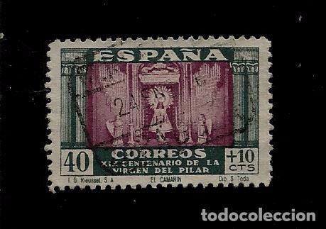 VIRGEN DEL PILAR - EDIFIL 998 - 1946 (Sellos - España - Estado Español - De 1.936 a 1.949 - Usados)