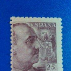 Sellos: EDIFIL 923.GENERAL FRANCO. (1940-1945).. Lote 93168380