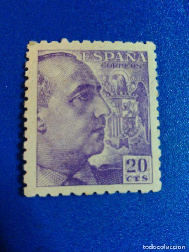 EDIFIL 922.GENERAL FRANCO. (1940-1945). (Sellos - España - Estado Español - De 1.936 a 1.949 - Nuevos)