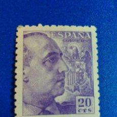Sellos: EDIFIL 922.GENERAL FRANCO. (1940-1945).. Lote 93168575