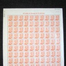 Briefmarken - PLIEGO DE 100 SELLOS DE CORREOS DE 60 CÉNTIMOS. - 94127920