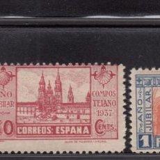 Sellos: 1937 EDIFIL Nº 833 / 835 MHN . Lote 96558359