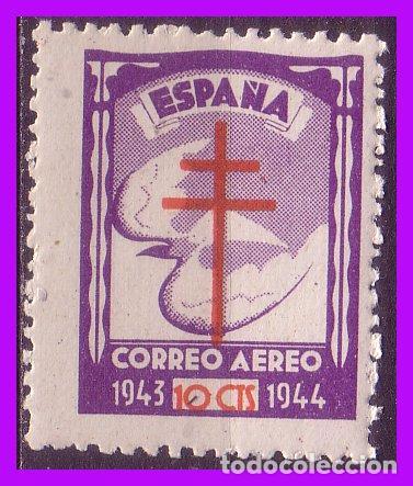 1943 PRO TUBERCULOSOS, EDIFIL Nº 973 * * (Sellos - España - Estado Español - De 1.936 a 1.949 - Nuevos)