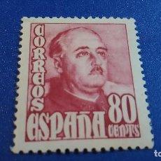 Sellos: NUEVO. EDIFIL 1023. GENERAL FRANCO. (1948-1954).. Lote 106484187