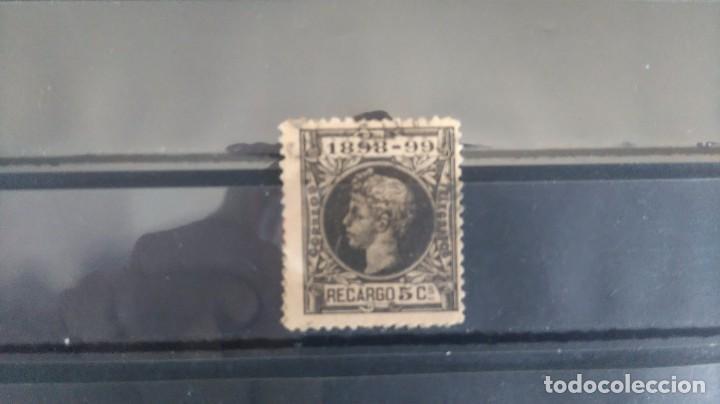 ESPAÑA. IMPUESTO DE GUERRA 1898/99 (Sellos - España - Estado Español - De 1.936 a 1.949 - Usados)