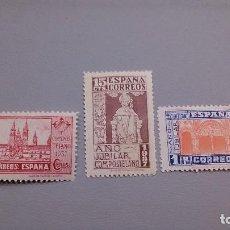 Briefmarken - 1937 - EDIFIL 833/835 - (SERIE COMPLETA)- MNH** - NUEVOS - CENTRADOS - VALOR CATALOGO 162€. - 112459411