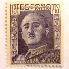 Sellos: SELLOS ESPAÑA 1949. EDIFIL 1061. NUEVO. GENERAL FRANCO.. Lote 161654632