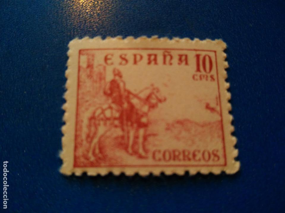 NUEVO. AÑO 1940. EDIFIL Nº 917. CIFRAS Y CID. (Sellos - España - Estado Español - De 1.936 a 1.949 - Nuevos)