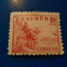 Sellos: NUEVO. AÑO 1940. EDIFIL Nº 917. CIFRAS Y CID. . Lote 114099723