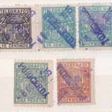 Sellos: ZZ31-TELÉGRAFOS MATASELLOS PUIGCERDÁ. Lote 114651311
