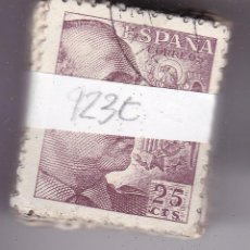 Sellos: ST(CJ)-FRANCO PASTILLA 90 SELLOS VARIEDAD EDIFIL 123T. Lote 115337203