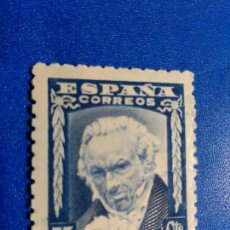 Sellos: NUEVO **. EDIFIL 1007. II CENTENARIO DEL NACIMIENTO DE GOYA. AÑO 1946.. Lote 115904459