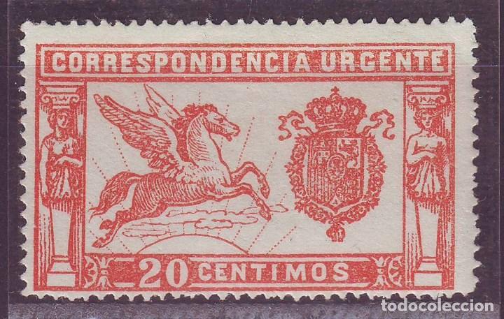 EDIFIL 256* MH. LUJO. VC 75 EUROS. BONITO (Sellos - España - Estado Español - De 1.936 a 1.949 - Nuevos)