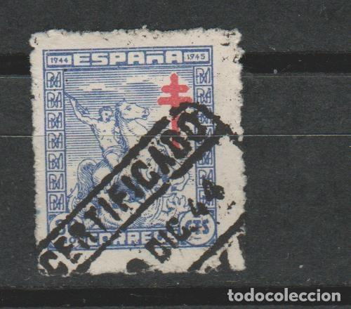 LOTE F SELLOS SELLO PROTUBERCULOSOS ATO VALOR CERTIFICAD0 (Sellos - España - Estado Español - De 1.936 a 1.949 - Usados)