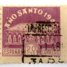 Sellos: SELLOS ESPAÑA 1943. AÑO SANTO COMPOSTELANO. USADO. EDIFIL 967.. Lote 121914303