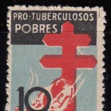 Sellos: ESPAÑA, 1937 EDIFIL Nº 840 / * / , . Lote 125238167