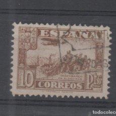 Sellos: ESPAÑA_Nº 813 BIEN CENTRADO_MATASELLADO_EN EDIFIL 56 EUROS_VER FOTOS. Lote 128638243