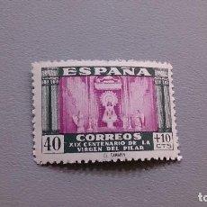 Sellos: ESPAÑA - 1946 - EDIFIL 998 - MNH** - NUEVO - VIRGEN DEL PILAR. . Lote 128638811
