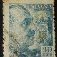 Sellos: SELLO DE 30 CENTIMOS DE FRANCO. Lote 129082623