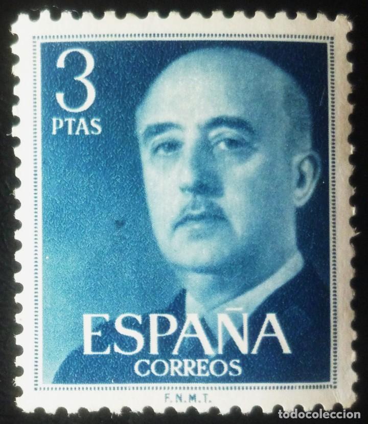 SELLO DE 3 PESETAS DE FRANCO (Sellos - España - Estado Español - De 1.936 a 1.949 - Usados)