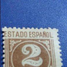 Sellos: NUEVO **. AÑO 1940. EDIFIL 915. CIFRAS Y CID.. Lote 137977362