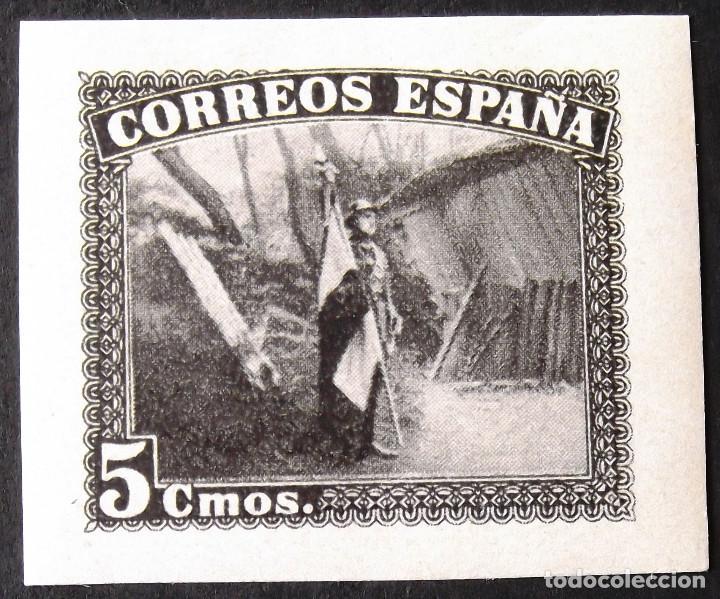 EDIFIL SH849FS, NUEVO, SIN CHARNELA. (Sellos - España - Estado Español - De 1.936 a 1.949 - Nuevos)