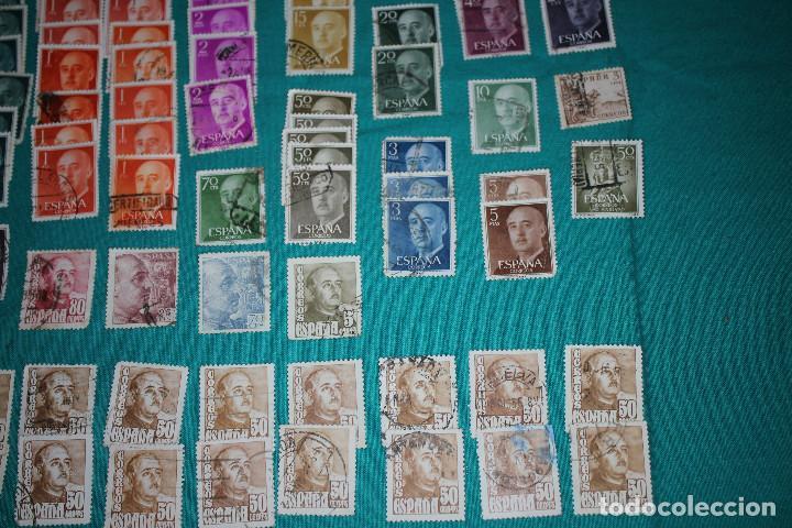 Sellos: Lote de Sellos de Franco usados - Foto 4 - 142066598